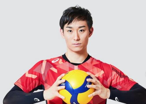 バレーボール柳田選手